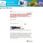 Mygiftcardsite.com: Manage Your Gift Card @ Mygiftcardsite